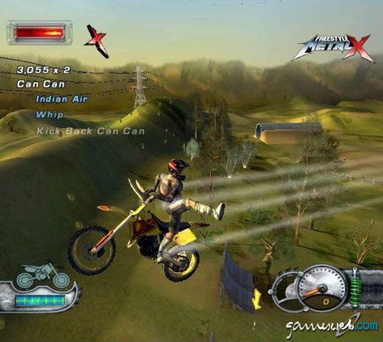 Freestyle MetalX - Screenshots - Bild 6