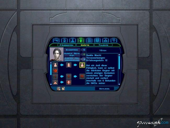 Star Wars: Knights of the Old Republic - Screenshots - Bild 8