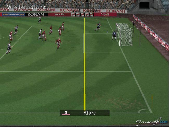 Pro Evolution Soccer 3 - Screenshots - Bild 8