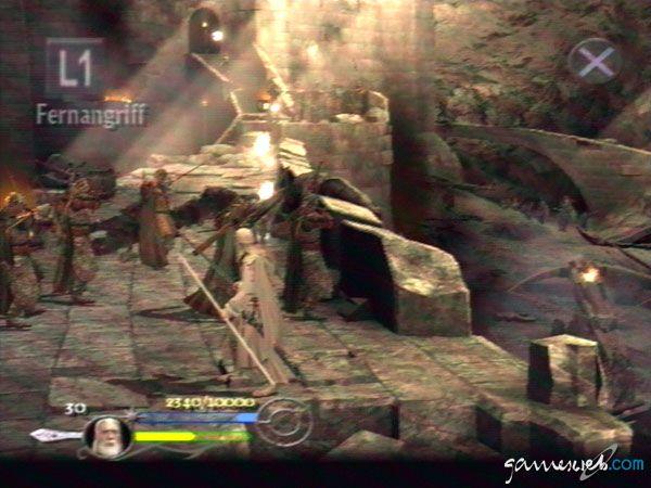 Der Herr der Ringe: Die Rückkehr des Königs - Screenshots - Bild 5
