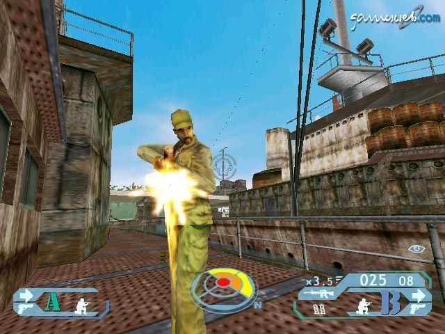 Ghost Recon: Jungle Storm  Archiv - Screenshots - Bild 16