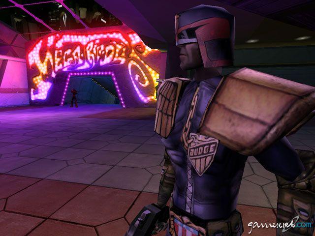 Judge Dredd: Dredd vs. Death - Screenshots - Bild 5