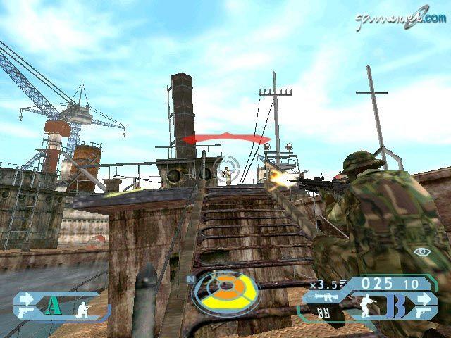 Ghost Recon: Jungle Storm  Archiv - Screenshots - Bild 21