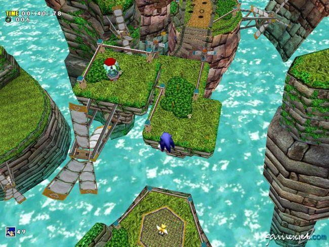 Sonic Adventure DX Director's Cut  Archiv - Screenshots - Bild 16