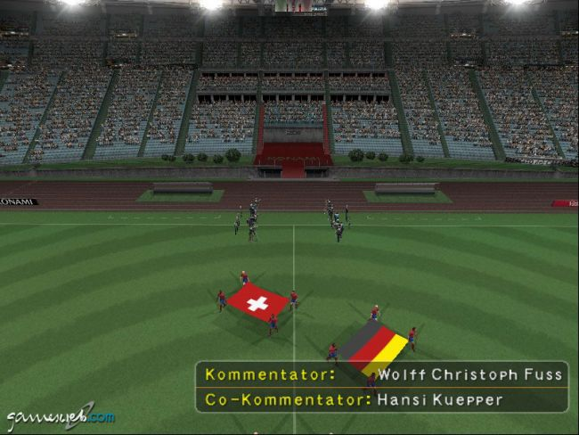 Pro Evolution Soccer 3 - Screenshots - Bild 6