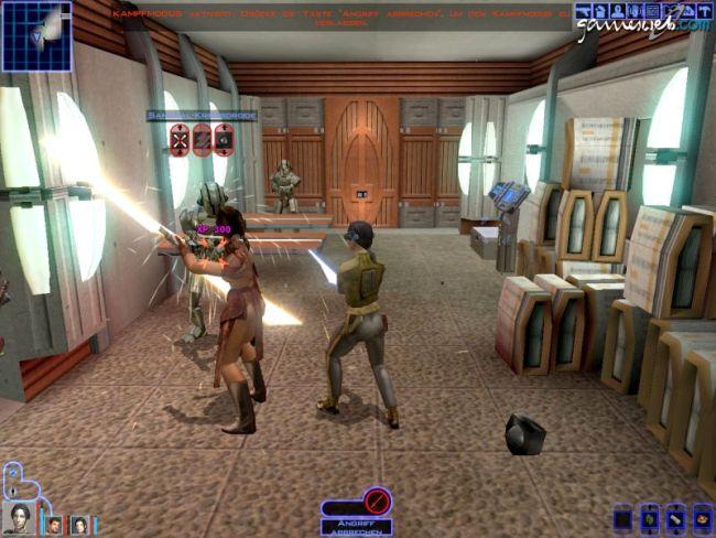 Star Wars: Knights of the Old Republic - Screenshots - Bild 5