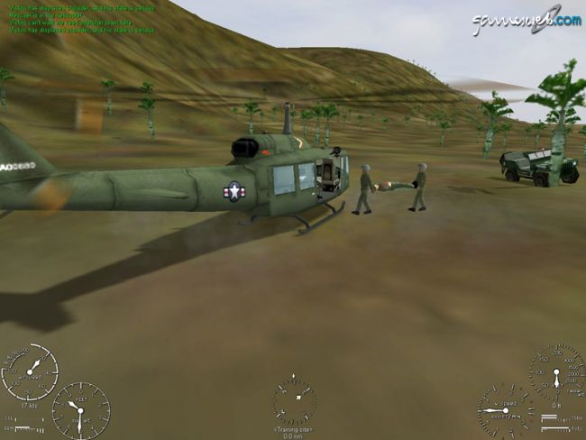 Vietnam MED EVAC - Screenshots - Bild 2