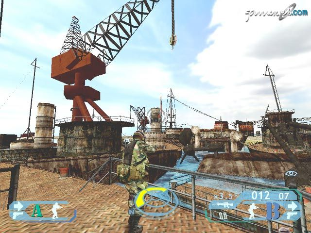 Ghost Recon: Jungle Storm  Archiv - Screenshots - Bild 17