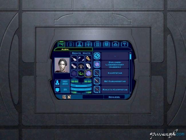 Star Wars: Knights of the Old Republic - Screenshots - Bild 10