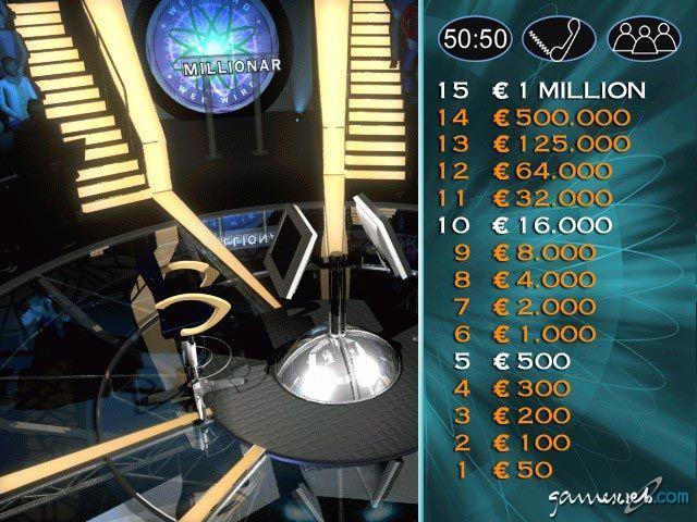 Wer wird Millionär? - Screenshots - Bild 2