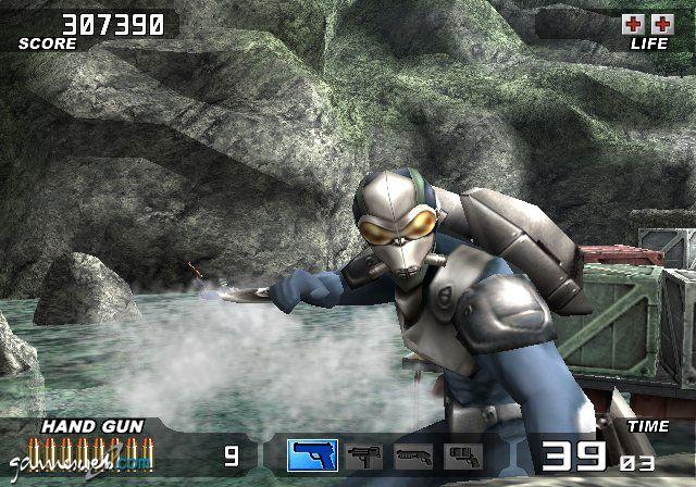 Time Crisis 3 - Screenshots - Bild 5