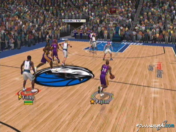 NBA Inside Drive 2004 - Screenshots - Bild 2