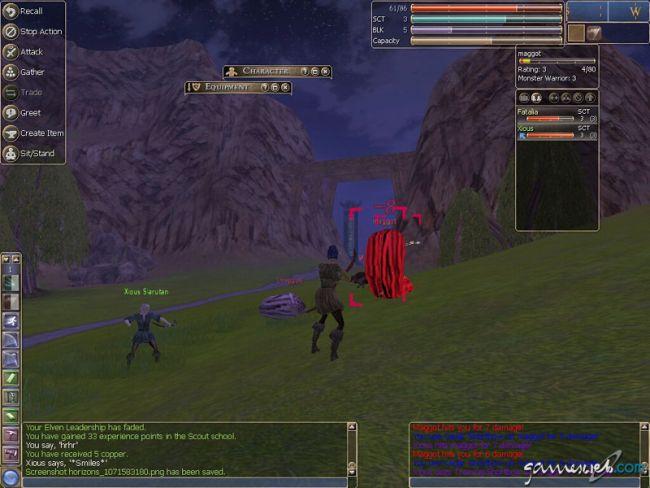 Horizons - Screenshots - Bild 5