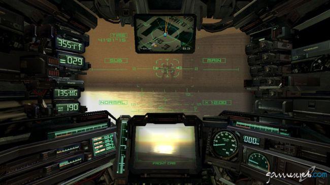 Steel Battalion: Line of Contact  Archiv - Screenshots - Bild 15