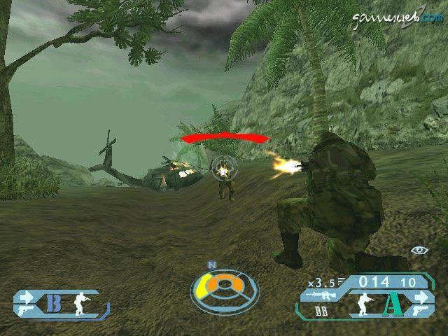 Ghost Recon: Jungle Storm  Archiv - Screenshots - Bild 12