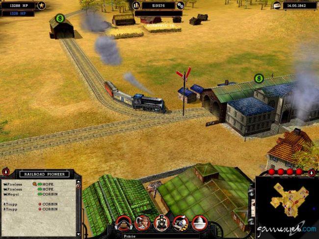 Railroad Pioneer - Screenshots - Bild 3