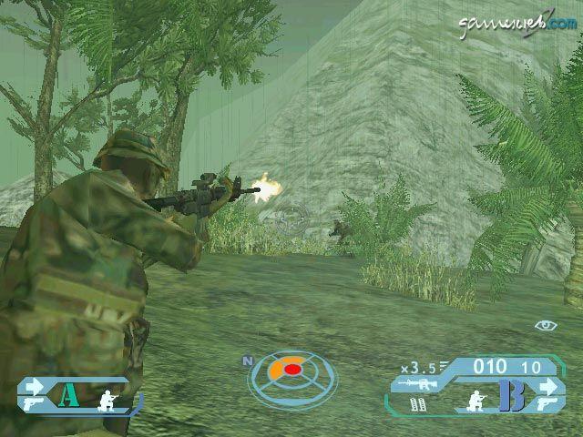 Ghost Recon: Jungle Storm  Archiv - Screenshots - Bild 9
