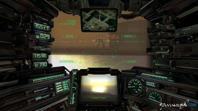 Steel Battalion: Line of Contact  Archiv - Screenshots - Bild 14