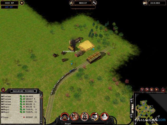 Railroad Pioneer - Screenshots - Bild 4
