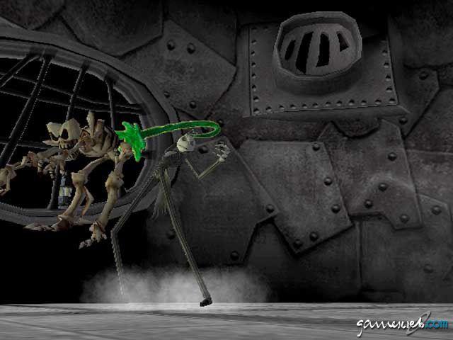 Nightmare Before Christmas: Oogies Rache  Archiv - Screenshots - Bild 62
