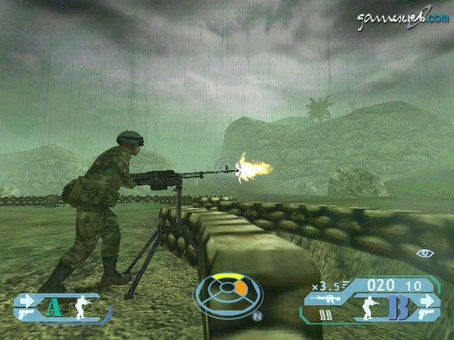 Ghost Recon: Jungle Storm  Archiv - Screenshots - Bild 10