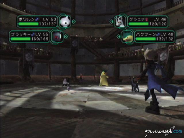 Pokémon Colosseum  Archiv - Screenshots - Bild 2