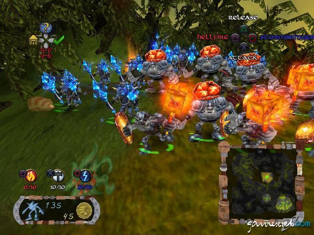 Goblin Commander: Unleash The Horde  Archiv - Screenshots - Bild 3