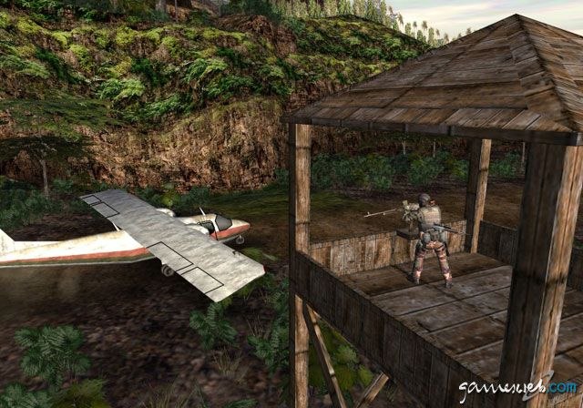 SOCOM 2: U.S. Navy Seals - Screenshots - Bild 2