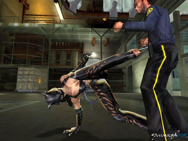 Catwoman  Archiv - Screenshots - Bild 26