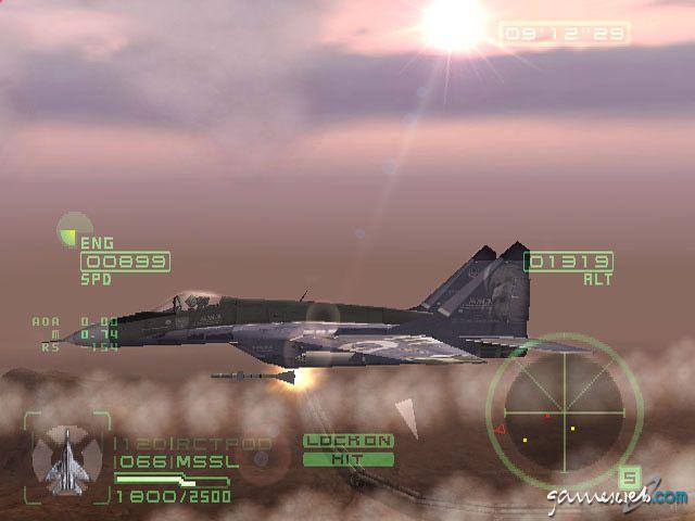 Deadly Skies 3  Archiv - Screenshots - Bild 8