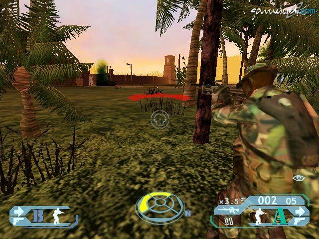 Ghost Recon: Jungle Storm  Archiv - Screenshots - Bild 2