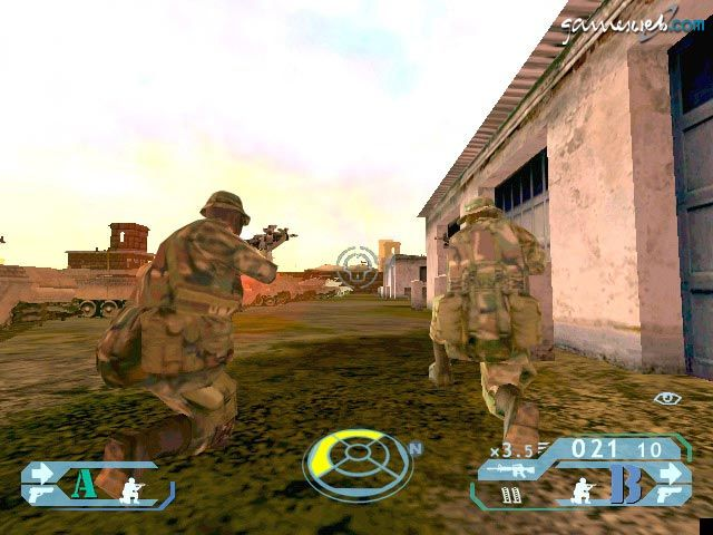 Ghost Recon: Jungle Storm  Archiv - Screenshots - Bild 7