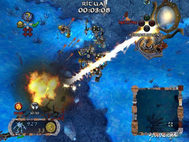 Goblin Commander: Unleash The Horde  Archiv - Screenshots - Bild 6
