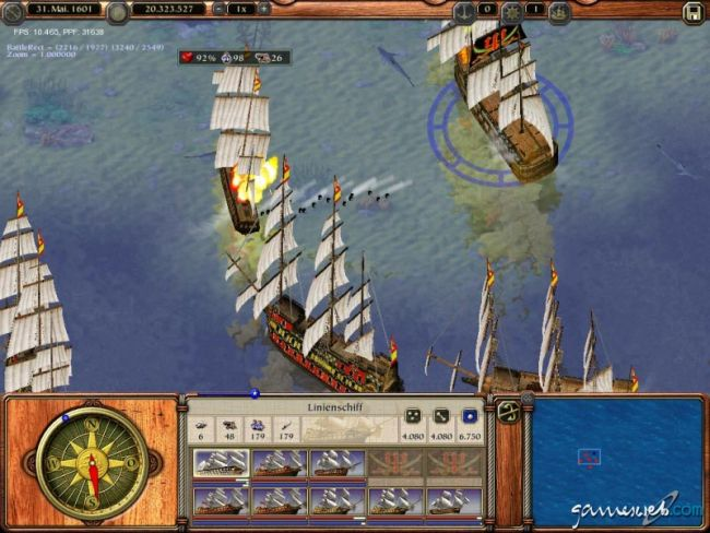 Port Royale 2 - Screenshots - Bild 12