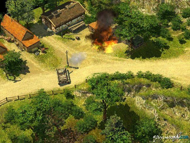 Blitzkrieg 2  Archiv - Screenshots - Bild 84