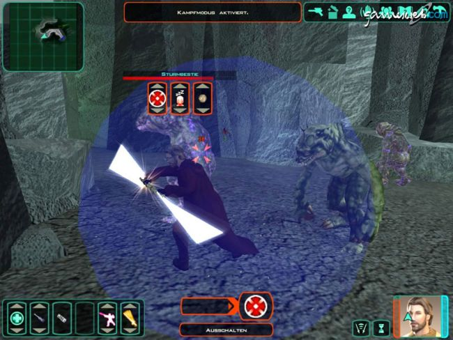 Star Wars: Knights of the Old Republic 2: The Sith Lords  Archiv - Screenshots - Bild 5