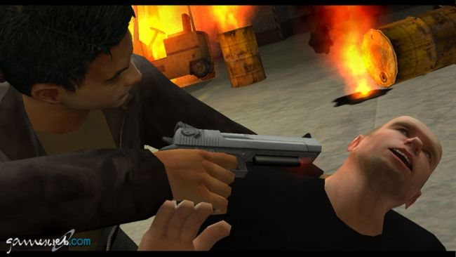 True Crime: Streets of L.A.  Archiv - Screenshots - Bild 4