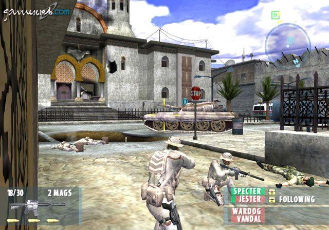 SOCOM 2: U.S. Navy Seals - Screenshots - Bild 4