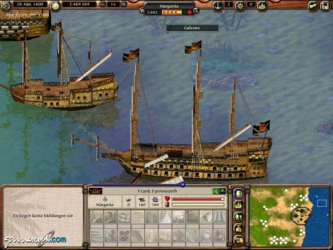Port Royale 2 - Screenshots - Bild 9