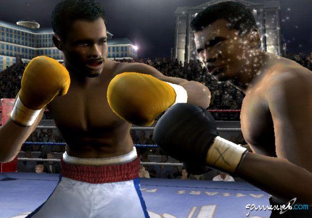 Fight Night 2004  Archiv - Screenshots - Bild 2