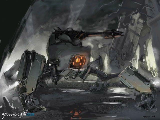 Star Wars: Republic Commando  Archiv - Artworks - Bild 8