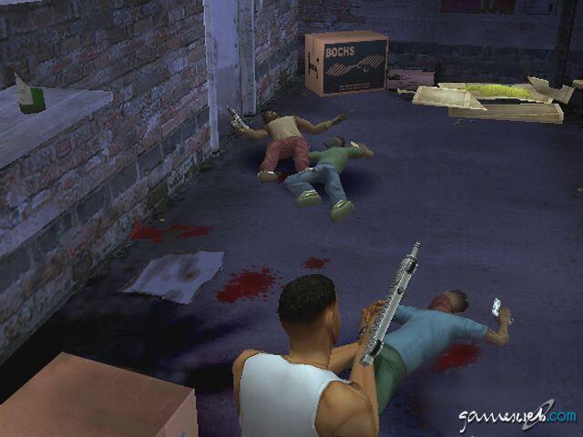 Bad Boys 2  Archiv - Screenshots - Bild 3