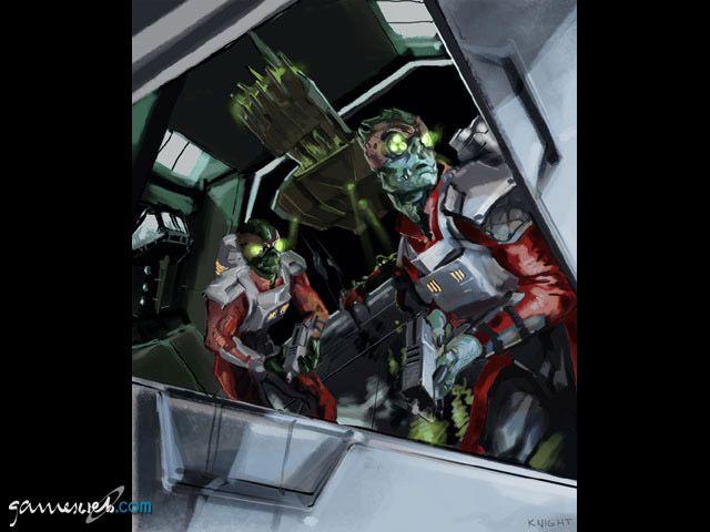 Star Wars: Republic Commando  Archiv - Artworks - Bild 7