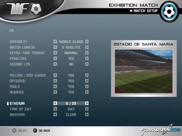 This is Football 2004 - Screenshots - Bild 2