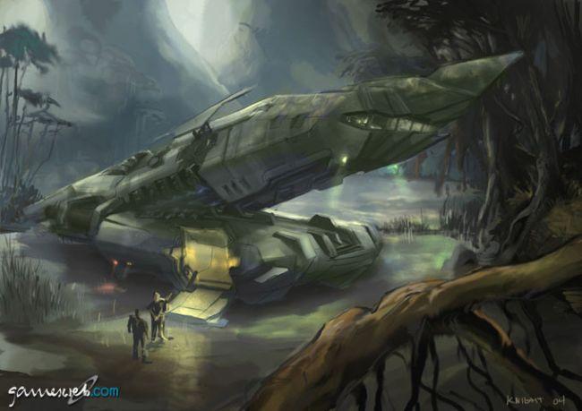 Star Wars: Republic Commando  Archiv - Artworks - Bild 2