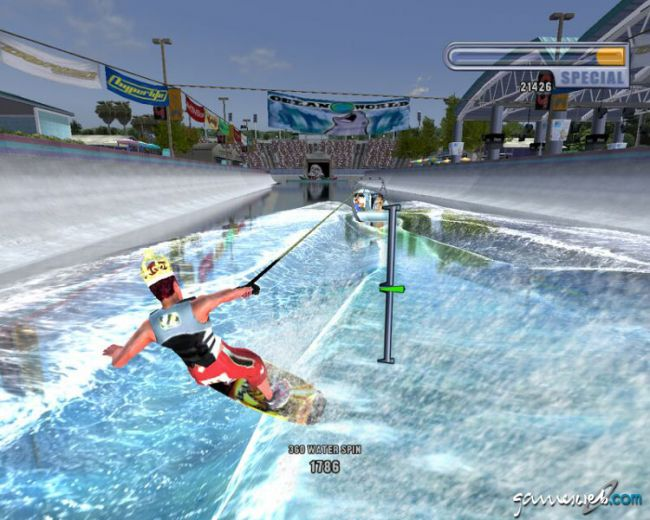 Wakeboarding Unleashed  Archiv - Screenshots - Bild 5