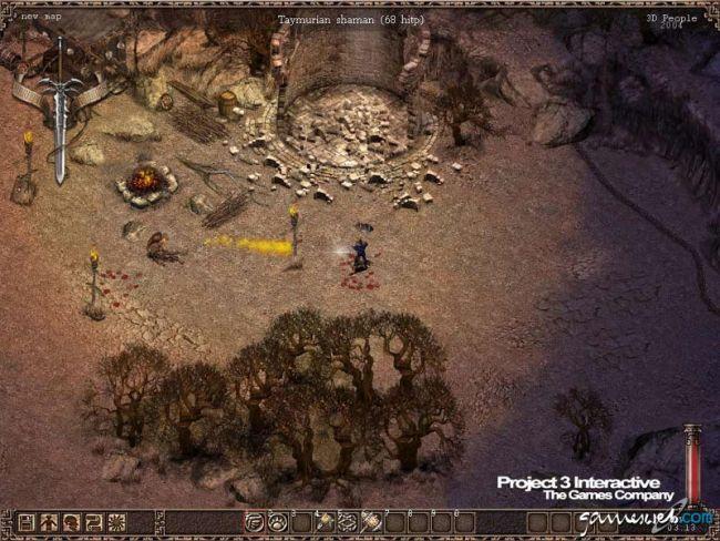 Kult: Heretic Kingdoms  Archiv - Screenshots - Bild 8
