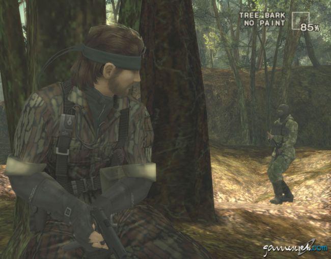Metal Gear Solid 3: Snake Eater  Archiv - Screenshots - Bild 81