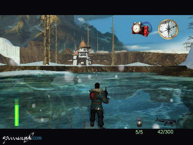 Armed & Dangerous - Screenshots - Bild 5
