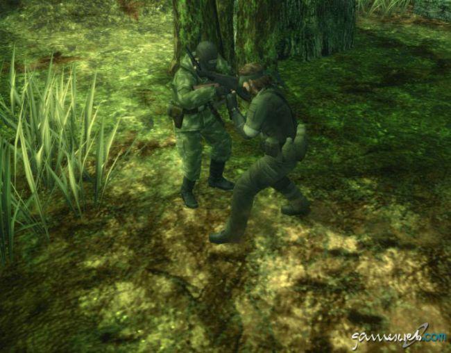 Metal Gear Solid 3: Snake Eater  Archiv - Screenshots - Bild 52